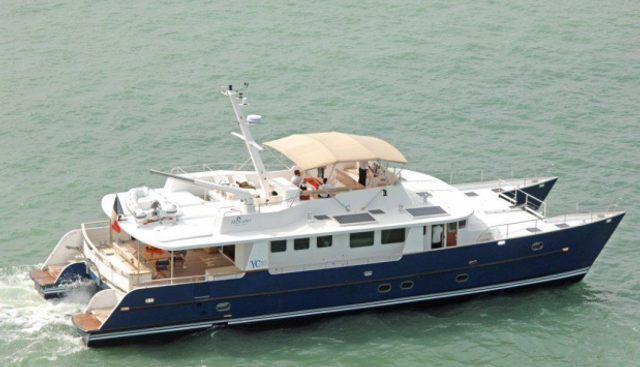 Pelicano Charter Yacht