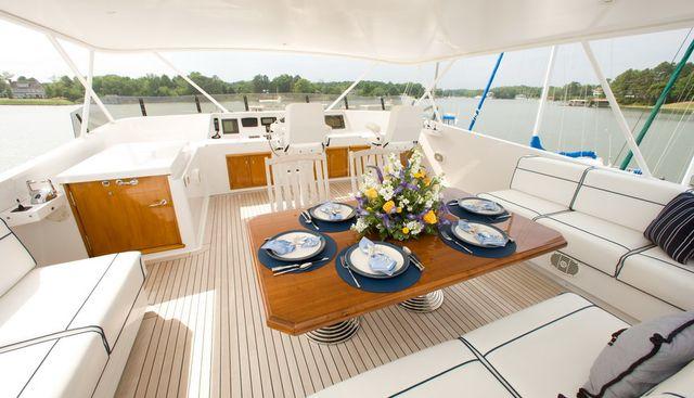 Nirvana Charter Yacht - 4