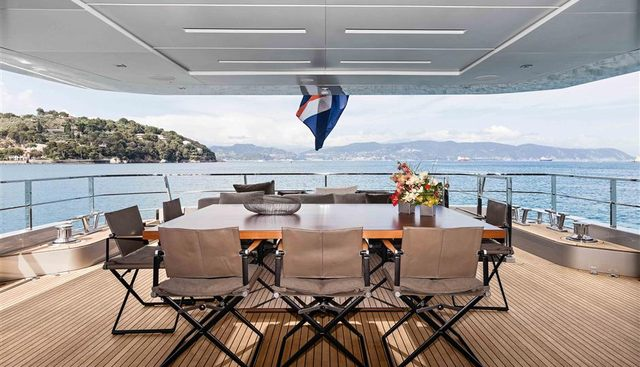 Safe Haven Charter Yacht - 4