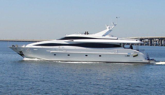 Prestige Lady Charter Yacht