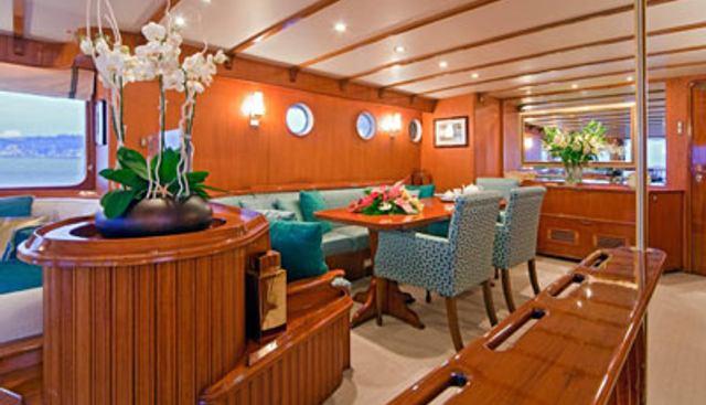 La Fidanzata Charter Yacht - 8