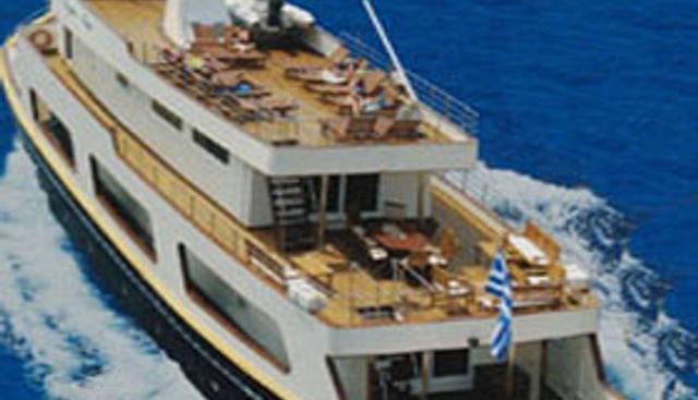 Angela Argo Charter Yacht - 2