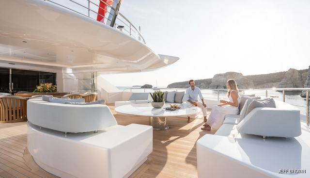 O'Pari Charter Yacht - 4