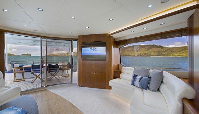 Alani Charter Yacht - 7