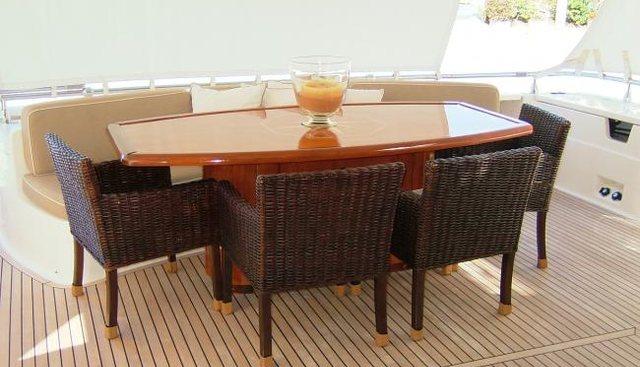 Tiffany Charter Yacht - 5