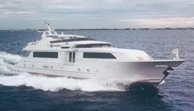 Horus Charter Yacht - 3
