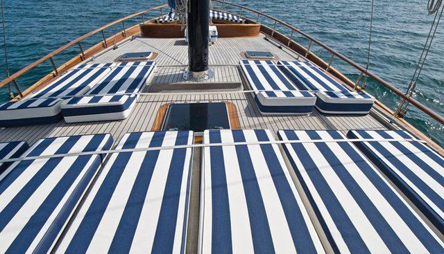 Santa Lucia Charter Yacht - 2