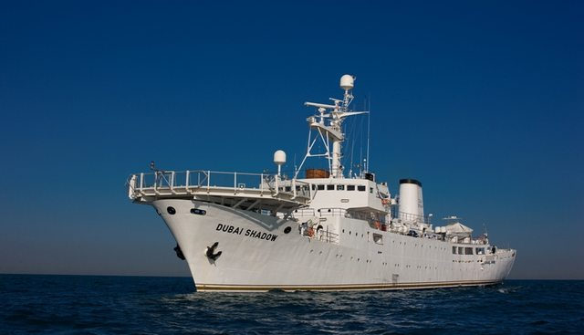 Dubai Shadow Charter Yacht - 3