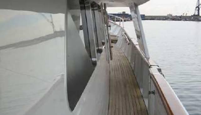 Herma Charter Yacht - 4