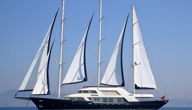 Meira Charter Yacht