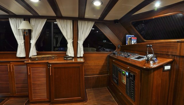 Mikado Charter Yacht - 8