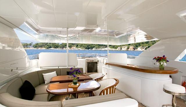Kingfish Charter Yacht - 2