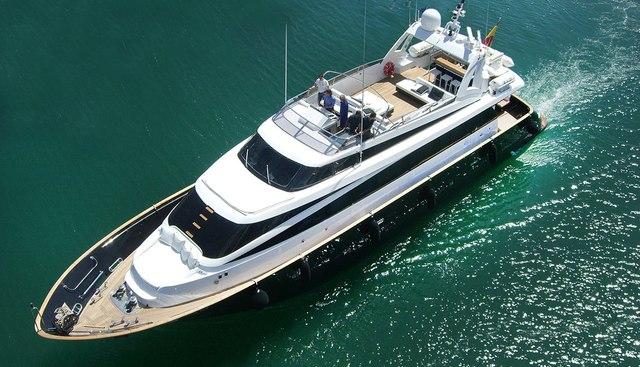 Petardo Charter Yacht