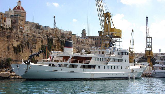 Olivia Charter Yacht - 4