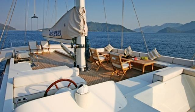Getaway Charter Yacht - 6