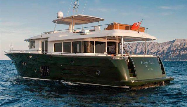 Happy Mika Charter Yacht