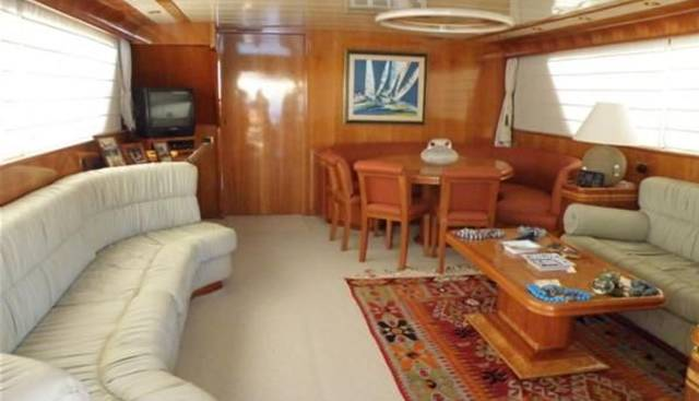 Canados 78 Charter Yacht - 5