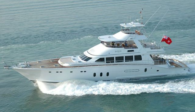 Seya Charter Yacht - 2