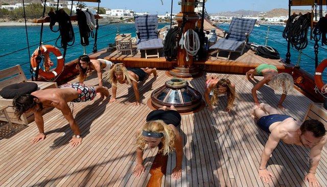 Prince De Neufchatel Charter Yacht - 4