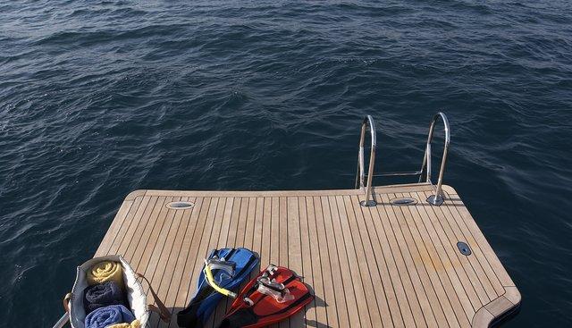 Tenaz Charter Yacht - 8