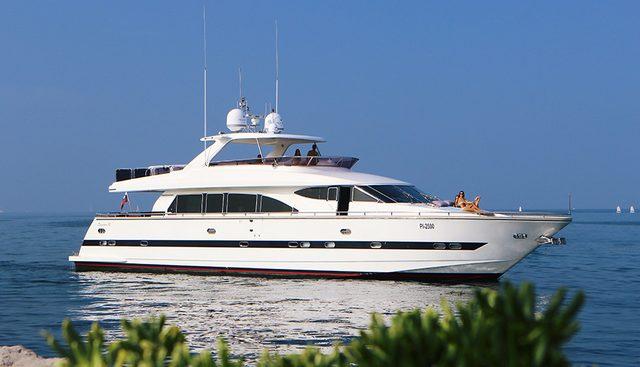 Sea Tramp Charter Yacht