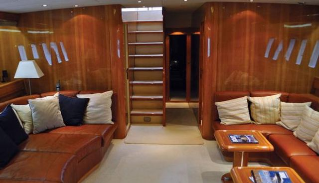 Rosso Charter Yacht - 4