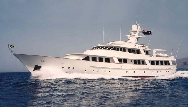 Tranquillity Charter Yacht