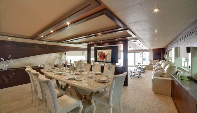 AS130 Charter Yacht - 5