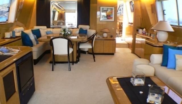 Dorabella Charter Yacht - 4