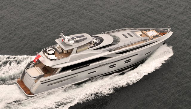 Funky Choice Charter Yacht
