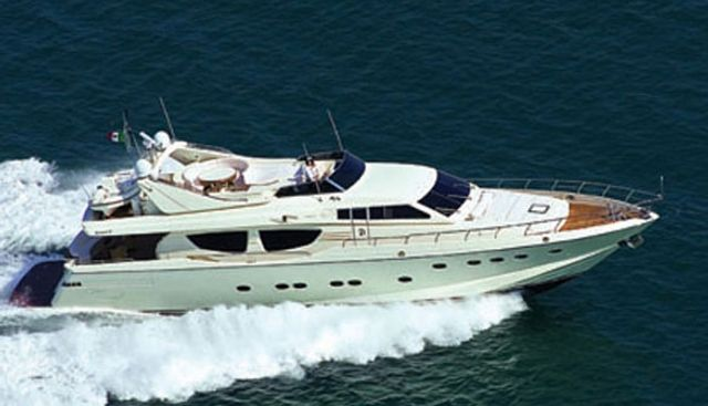 Cacos IV Charter Yacht
