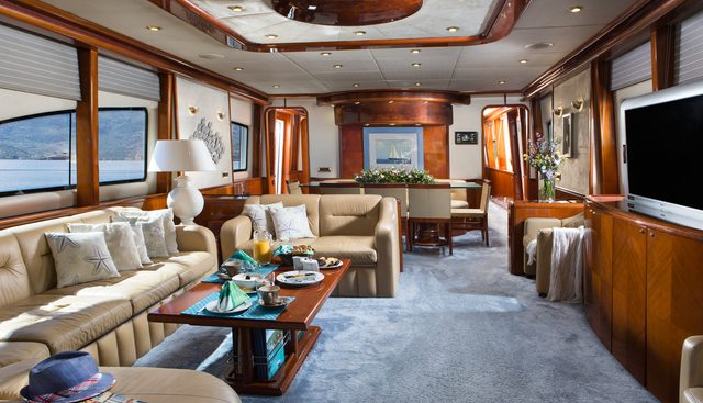 Nitta V Charter Yacht - 6