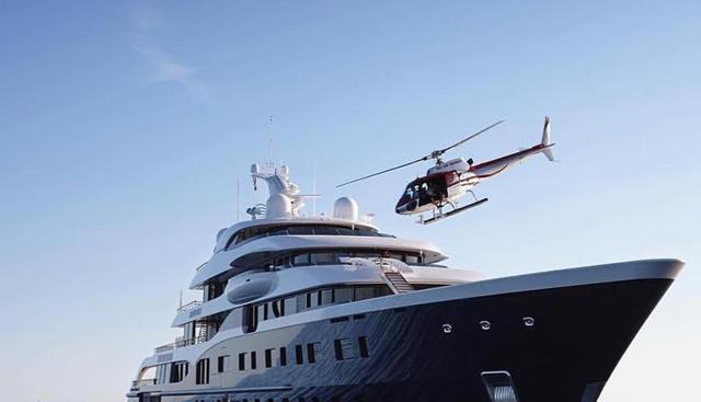 Symphony Charter Yacht - 3