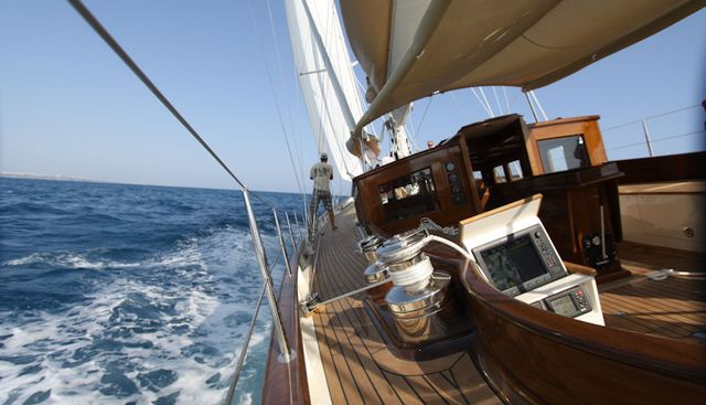 Shindela Charter Yacht - 4