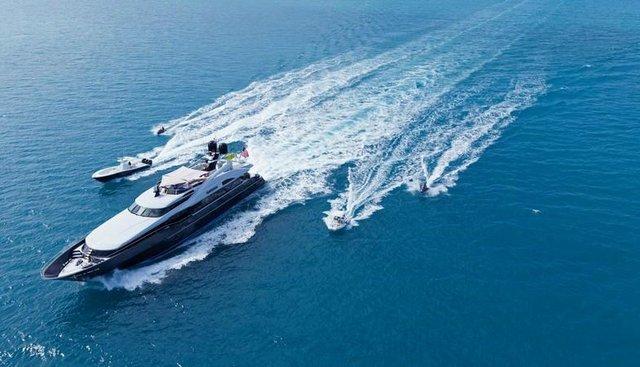 Temptation Charter Yacht - 2