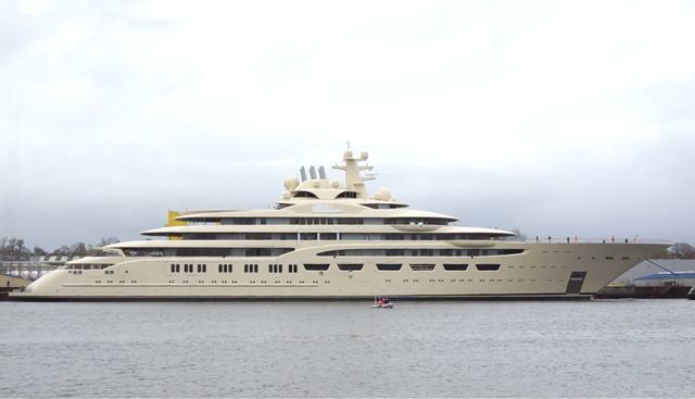 Dilbar Charter Yacht - 5