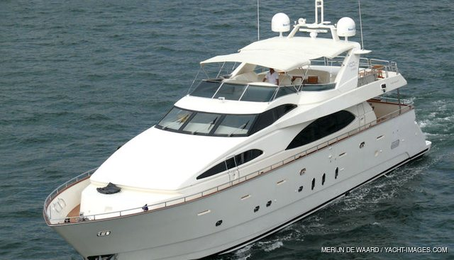 Al-To-Mar Charter Yacht