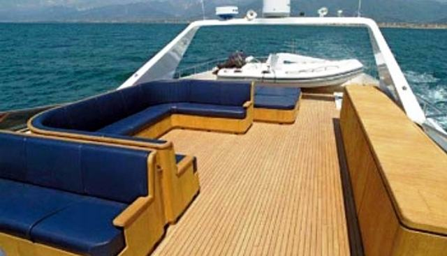 Technomarine 112 Charter Yacht - 2