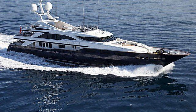 Blue Night Charter Yacht - 7