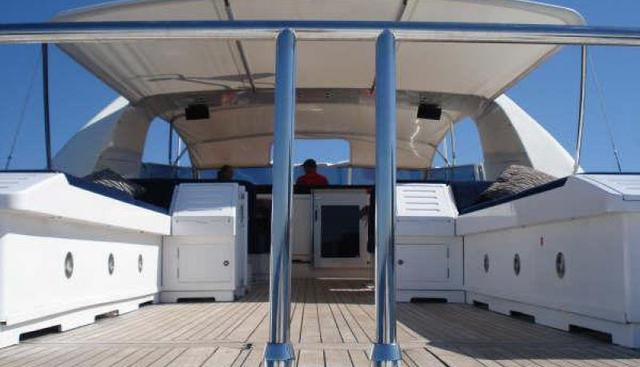 Atlantis Charter Yacht - 3