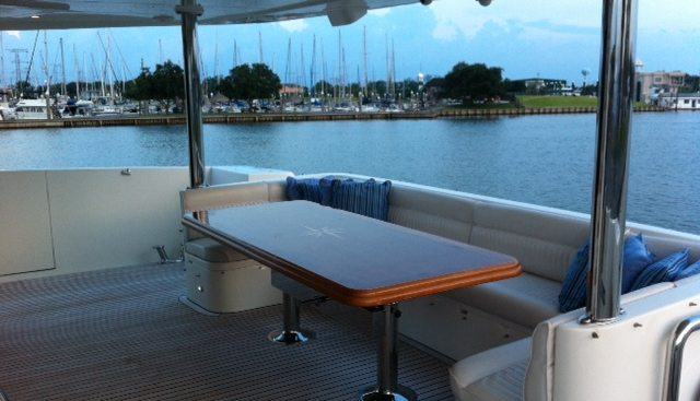 Princess Ashita Charter Yacht - 5