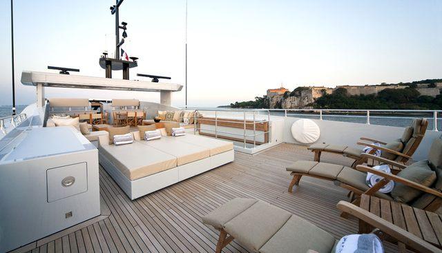 Fan Too Charter Yacht - 2