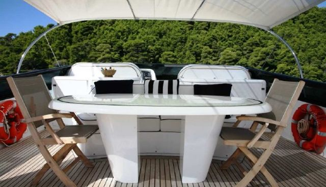 Inclination 1 Charter Yacht - 3
