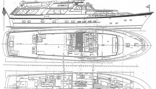 Encore V Charter Yacht - 6