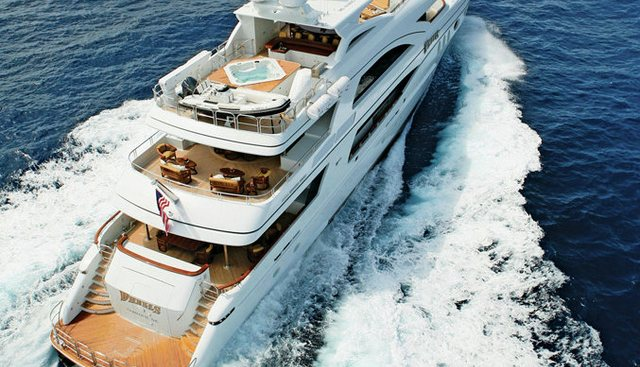 Wheels Charter Yacht - 3