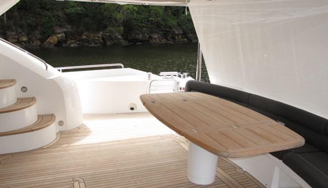 Rush Charter Yacht - 3