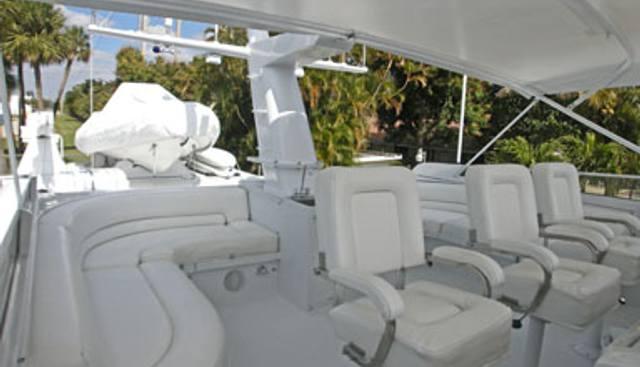 Adventurer Charter Yacht - 4