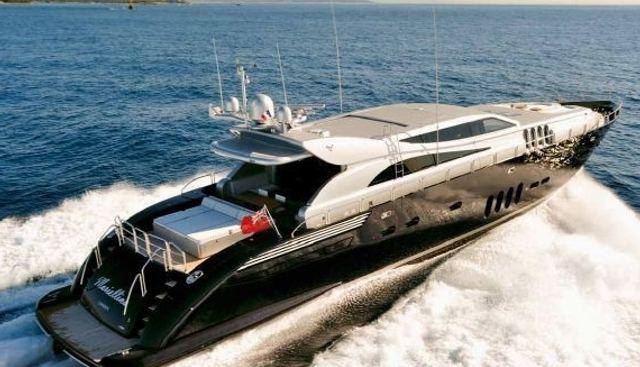 J & Li Charter Yacht - 2