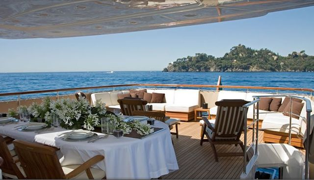 Lady Victoria Charter Yacht - 4