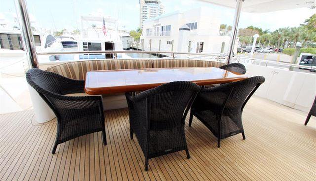 Kentucky Belle Charter Yacht - 5